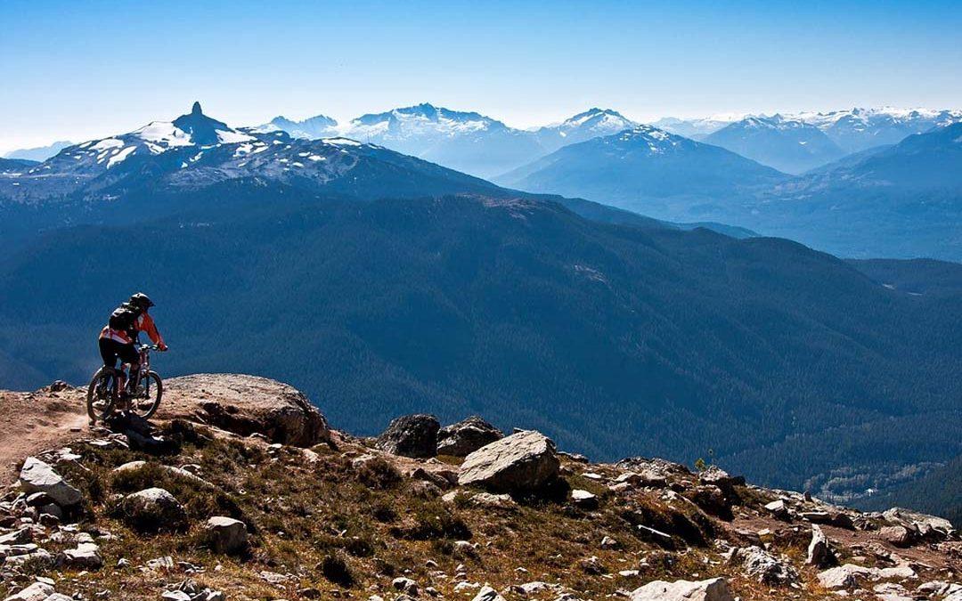 3 lugares ideales para practicar ciclismo de montaña en la Costa Blanca